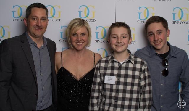 Family Pic - GG 2015