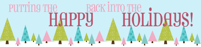 Happy in the Holiday - Header