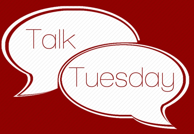 Talk Tuesday logo 2