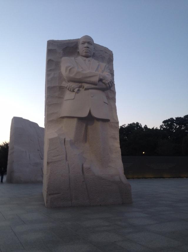 MLK Wash DC