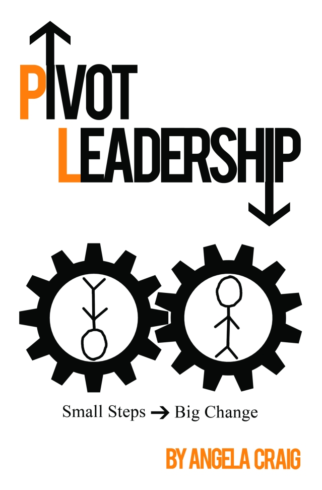 Pivot Leadership book cover Nov 7